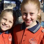 Campbell Primary School First Day