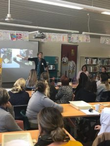 STEM PD Campbell Primary School