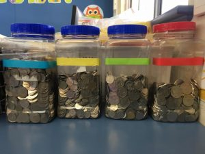 Silver Coin Frenzy Campbell Primary School