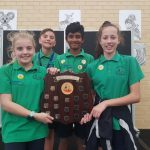 Cross Country Shield Bradman Campbell Primary School