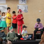 Rainbow Serpent Assembly LA8 Campbell Primary School