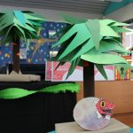 Dinosaurs at Campbell Primary