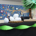 Dinosaur Eggs Campbell Primary School