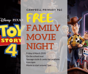Movie Night Campbell PS