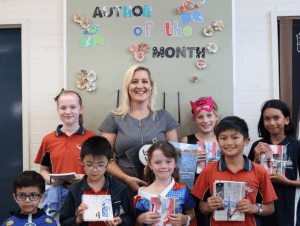 Author of Month March 2020 Campbell PS