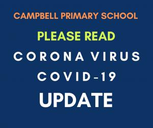 CORONS VIRUS UPDATE CPS