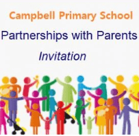 Partnerships With Parents Campbell Primary School