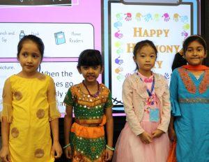 Campbell Primary School Harmony Day 2020