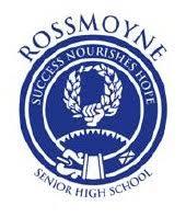 rossmoyne shs logo