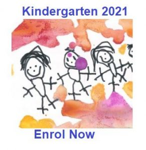 Kindergarten 2021 Enrolments