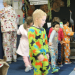 PJ Day Campbell Primary Kindergarten