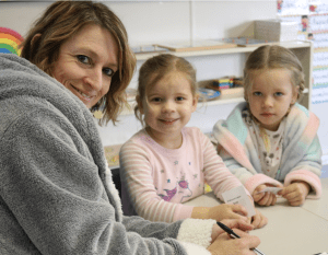 PJ Day Campbell Primary Kindergarten