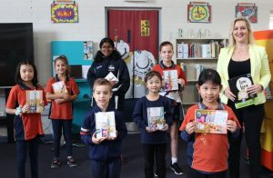 Author of the Month Campbell PS