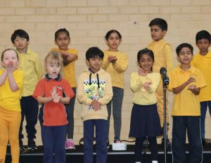 Campbell Primary School LA5 Assembly