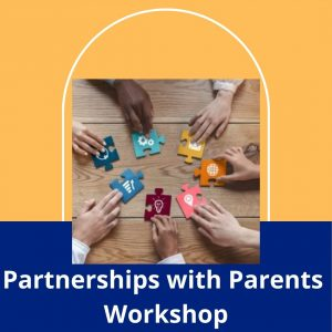 Partnerships with Parents Workshop Campbell Primary School